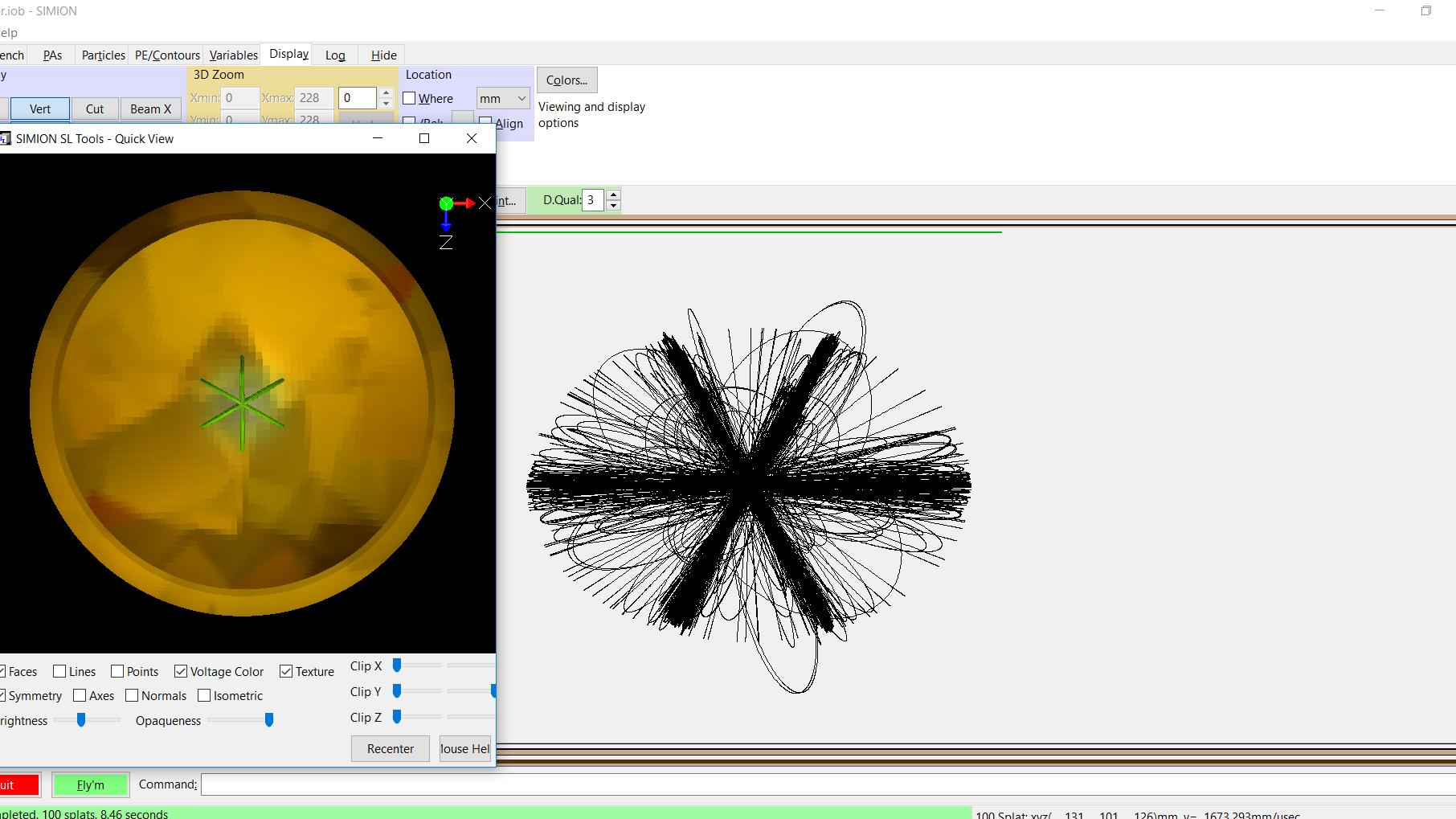 Fusor Simulations