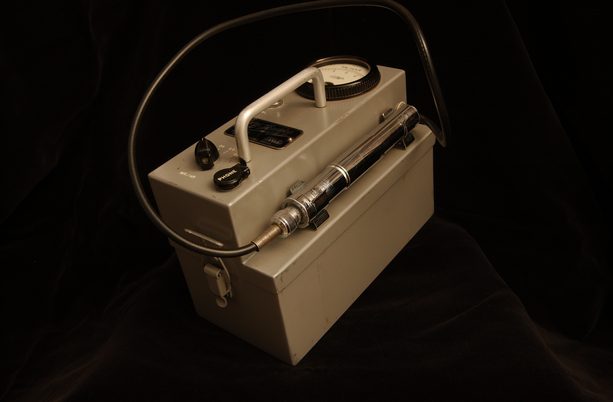 Koeth Collection – Radiation Detection Instruments
